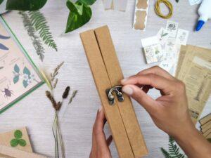 Lapbook Journal Craft Kit DIY Sir David Attenborough Inspired