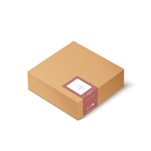 Inner Canvas Craft Box Single Box